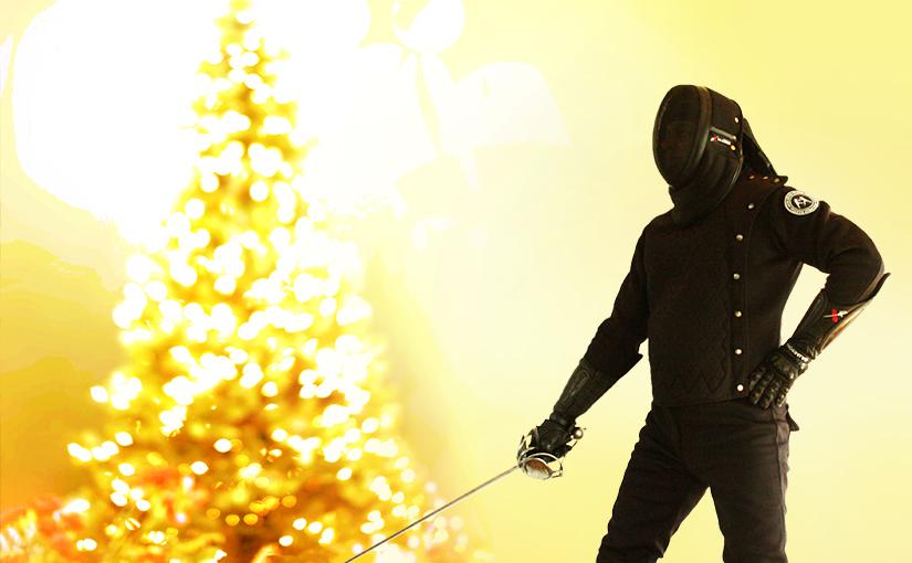 Scherma Storica Pordenone Conegliano Natale 2018